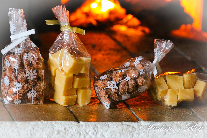 gebrannte mandeln rezept butter